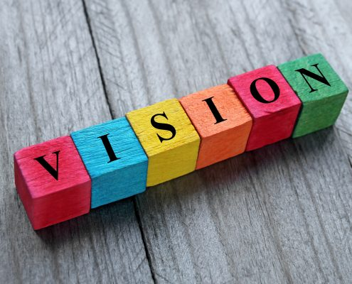 "Digitaler Transformationsprozess als ""Vision"""